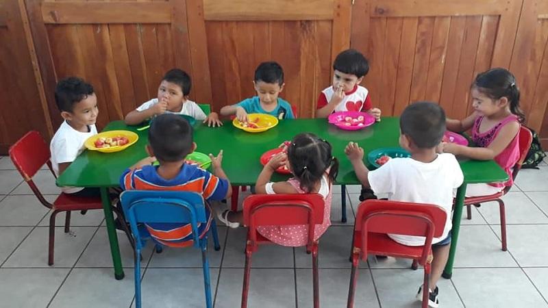 Centro de Desarrollo Infantil (Foto archivo)