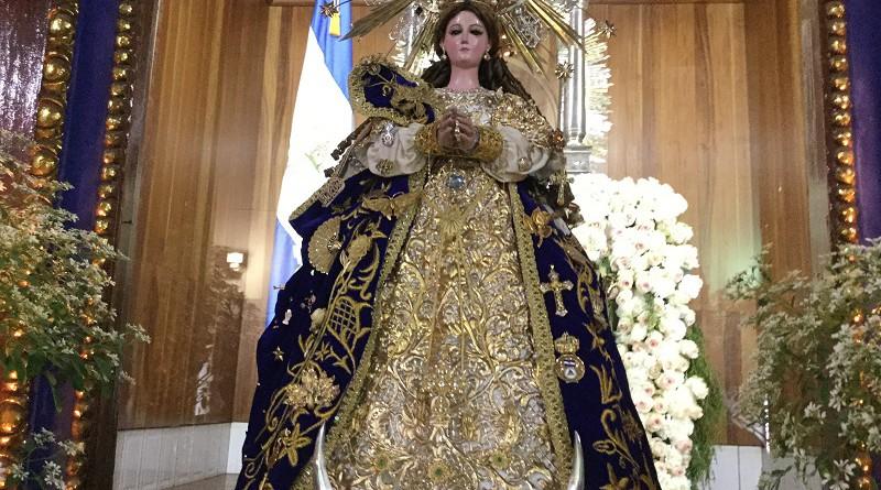 Virgen del Trono, o Virgen de El Viejo