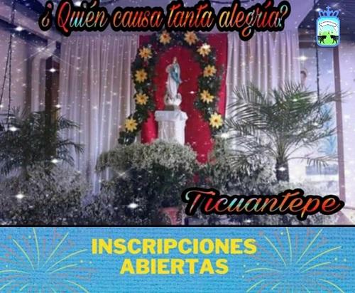 En ticuantepe, convocando a concurso de altares