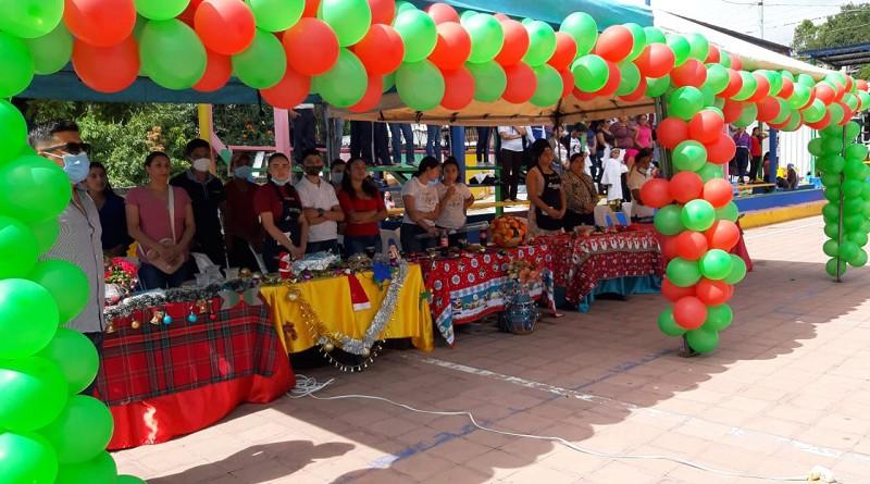 En el concurso municipal festival de sabores