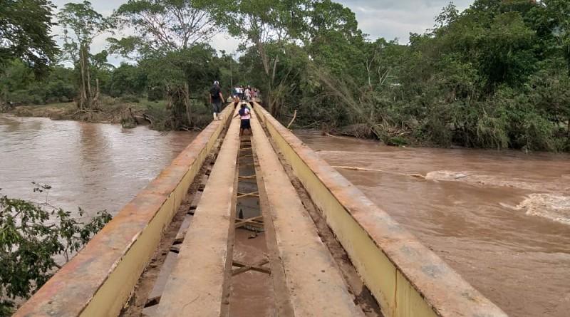 Puente Puerto Viejo de Waslala