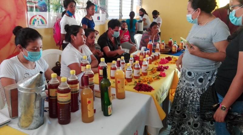 Feria Esperanza Dulce en Somoto