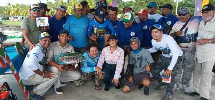 Torneo de pesca en Morrito