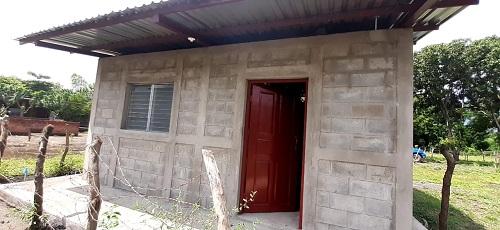 En Larreynaga se otorgará una vivienda a familia en el barrio Mario José Pereira,