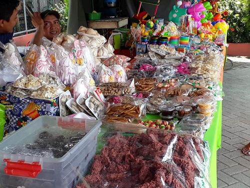 En los municipios ya iniciaron las ferias de dulces purisimeros