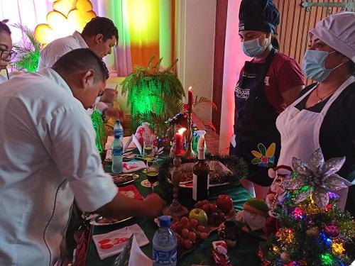 Festival de sabores navideños en Granada
