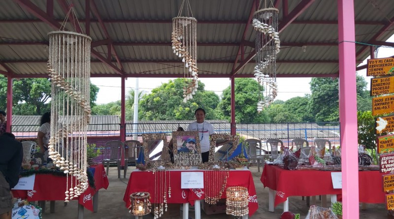 San Rafael del Sur:Material reciclado