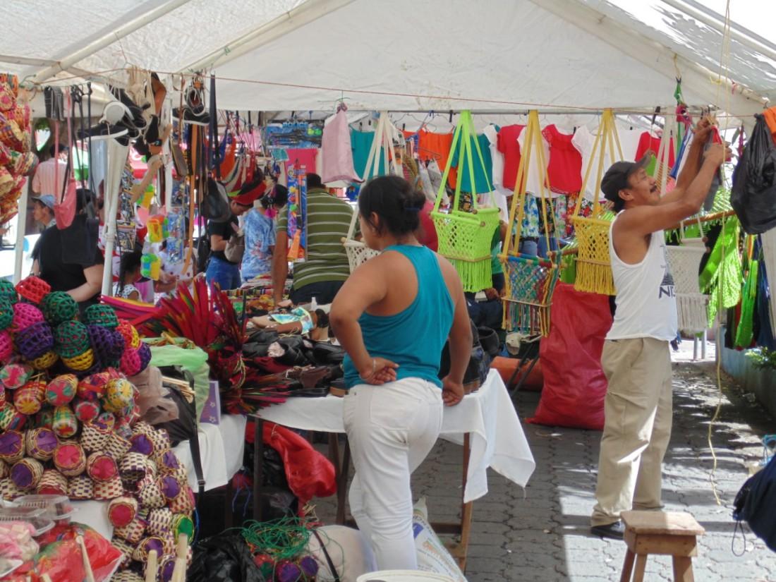 Feria de productos purisimeros en BoacoBoaco