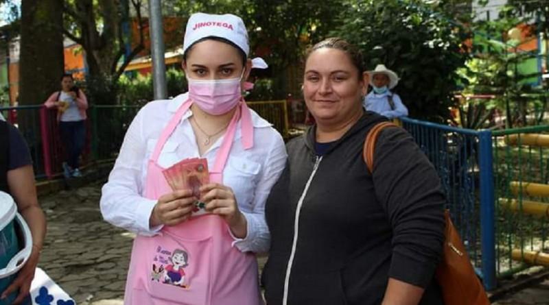 En Jinotega:Lomo de cerdo agridulce se llevó 1° lugar en festival municipal de  sabores  de diciembre