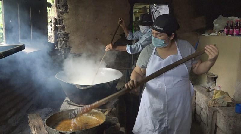 """Dulces de temporada en """"Tradiciones de Mi Tierra María Belén"""", un negocio familiar jinotegano"""