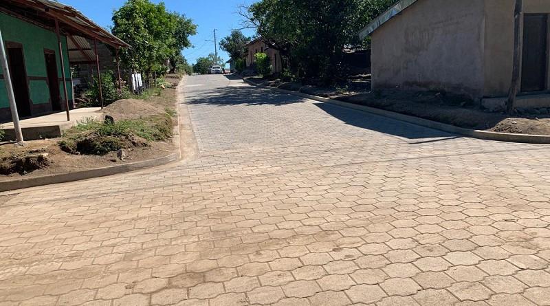 En Villanueva, la alcaldía inaugurará cinco nuevas calles en los sectores #6 y #7.