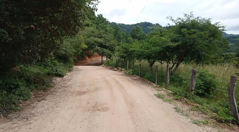 San Nicolás: mejoramiento de 16 kilómetros en comunidad Los Bordos.