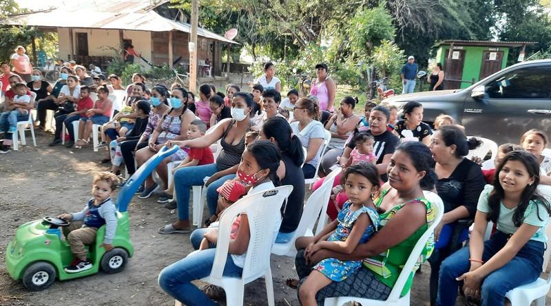 Comunidad El Tamarindo (La Paz Centro)