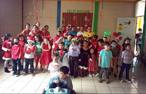 Niños del CID Luby Morales,