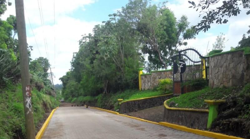 Calle de Ticuantepe