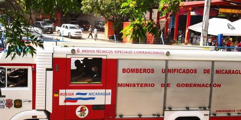 La Trinidad ya tiene estación de bomberos