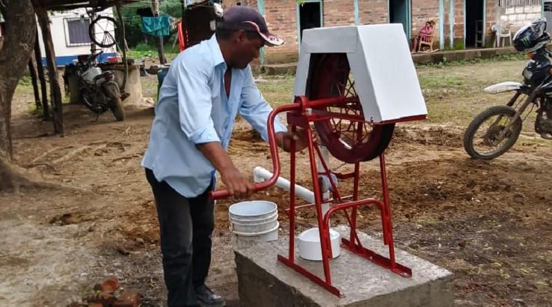 Pozo comunitario La Chilema en Nagartote, a inaugurar