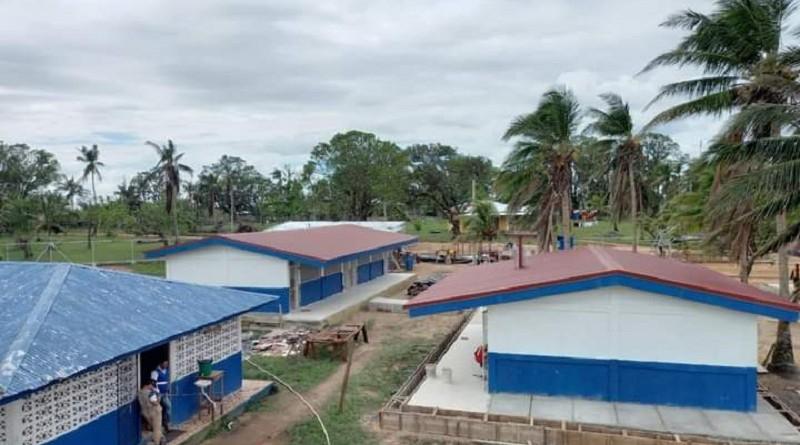 Igualmente, las obras de mejoras en la escuela Fabián Sang de la comunidad Lamlaya en Puerto cabezas llevan un 55 por ciento de adelanto, lo que prestará amplias condiciones a los protagonistas miskitys y afrodesendientes