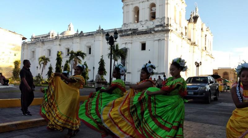 Agenda cultural en el lanzamiento en León