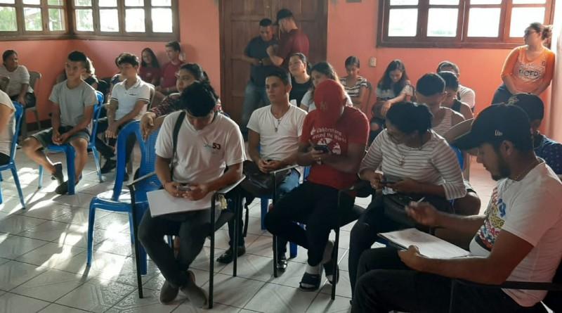 Alcaldía de san Miguelizo hizo lanzamiento de su Escuela Municipal de Oficios