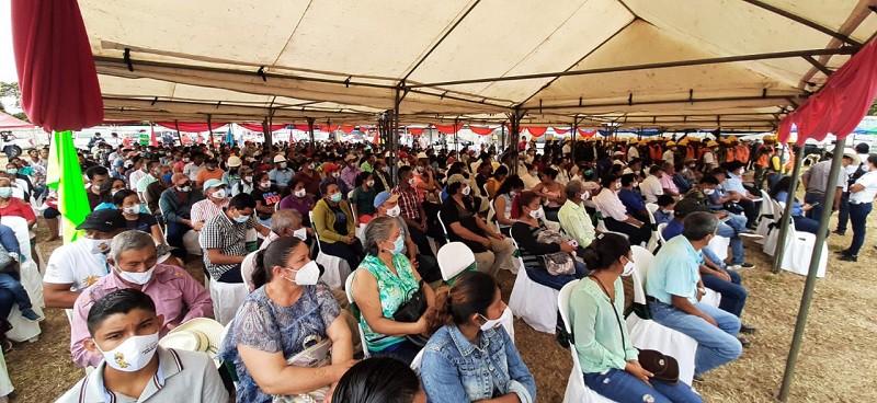 Chontales, Chinandega y Nueva Segovia, lanzan campañas  de prevención y control de incendios forestales y agropecuarios