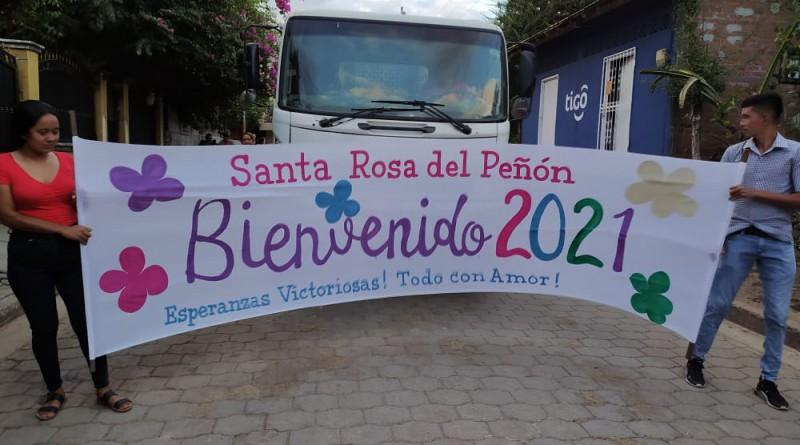 Santa Rosa del Peñ+on
