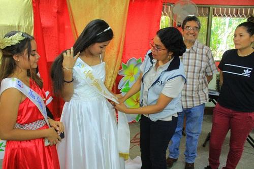 En San Isidro, se eligió la musa dariana 2021