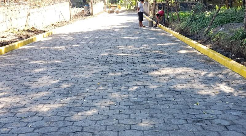 Calle Mira Flor en Mateare