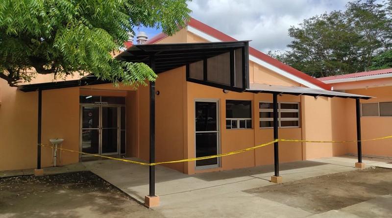 Hospital Primario Amistad México – Nicaragua en Ticuantepe