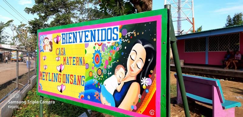 En Rosita, la alcaldía mejoró la casa materna