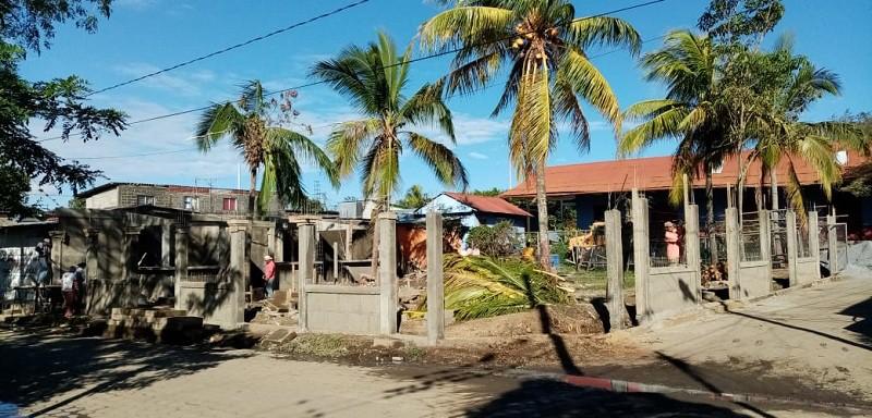 Parque de ferias de Niquinohomo mejorado