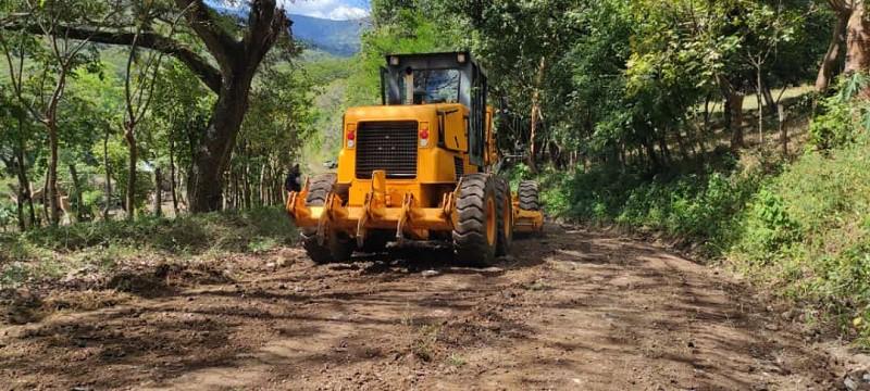Ampliación, mejora y reparación de caminos rurales un plan extraordinario veloz del buen gobierno a través del MTI y gobiernos locales
