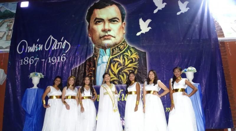 Belleza y cultura irradia en Jornada Dariana en el país