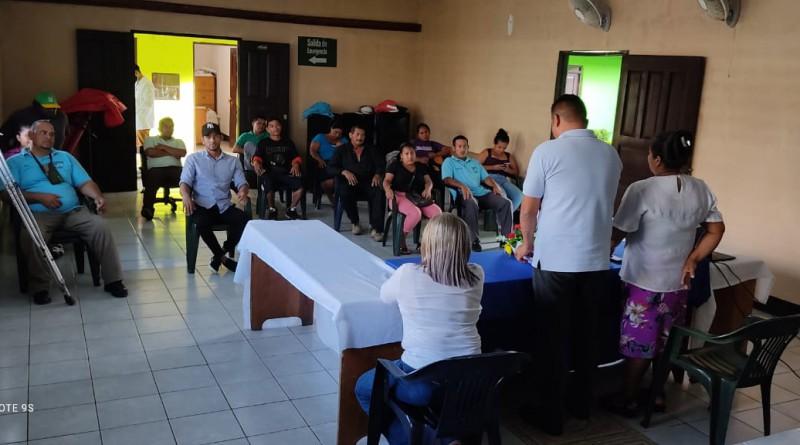 En San Juan de Nicaragua, lanzamiento Escuela Municipal de Oficios