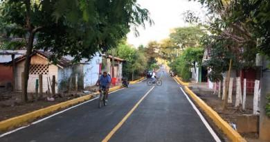 Calle en Belén