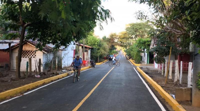 Gobiernos locales honran al General Sandino con obras de restitución de derechos
