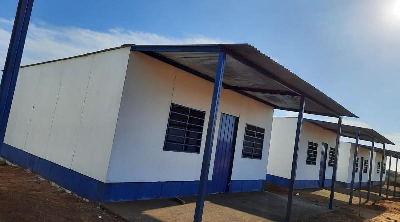 Casas  para familias en  El Crucero