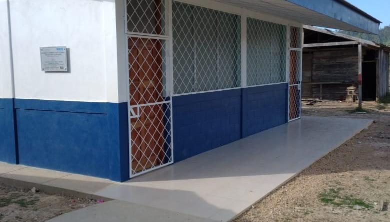 Escuela El Picón Bonanza