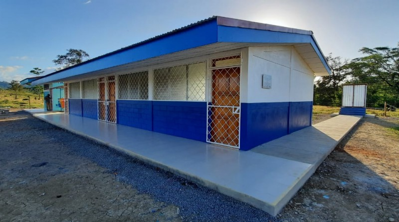 Centro escolar Kitambi, Bonanza