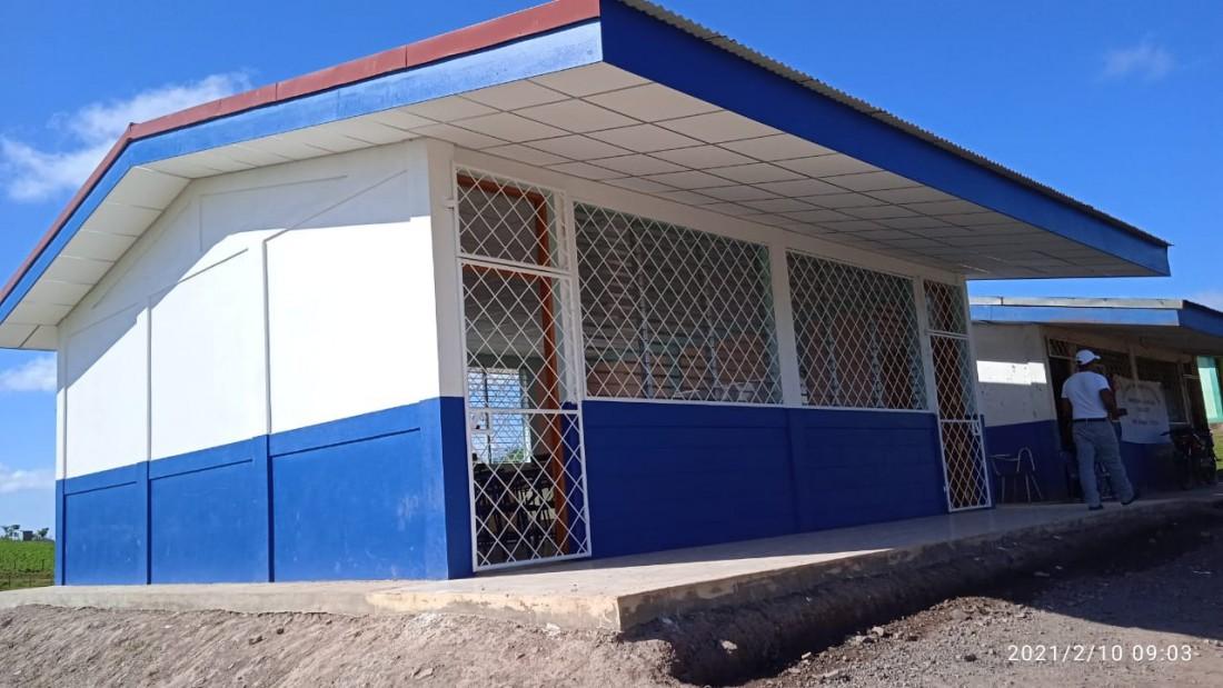 Colegio Lawas en Bonanza