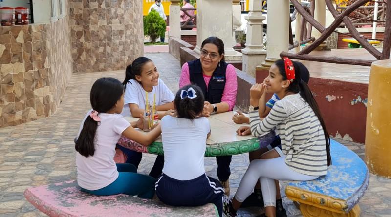 Presencia directa en los municipios un vínculo que conecta con las familias, dice Presidenta del Inifom