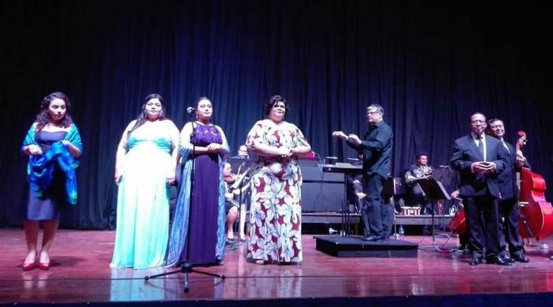 Homenaje al 159 aniversario de Matagalpa