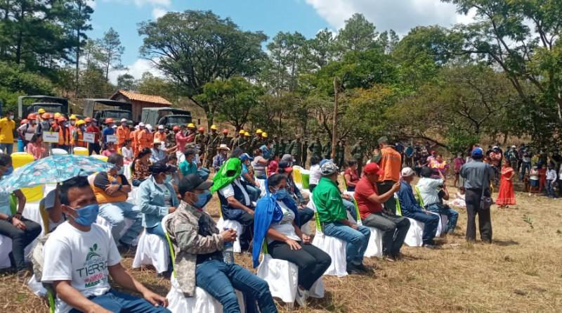 Reducir al máximo las incidencias compromiso en lanzamiento de prevención de incendios estructurales y forestales en Madriz