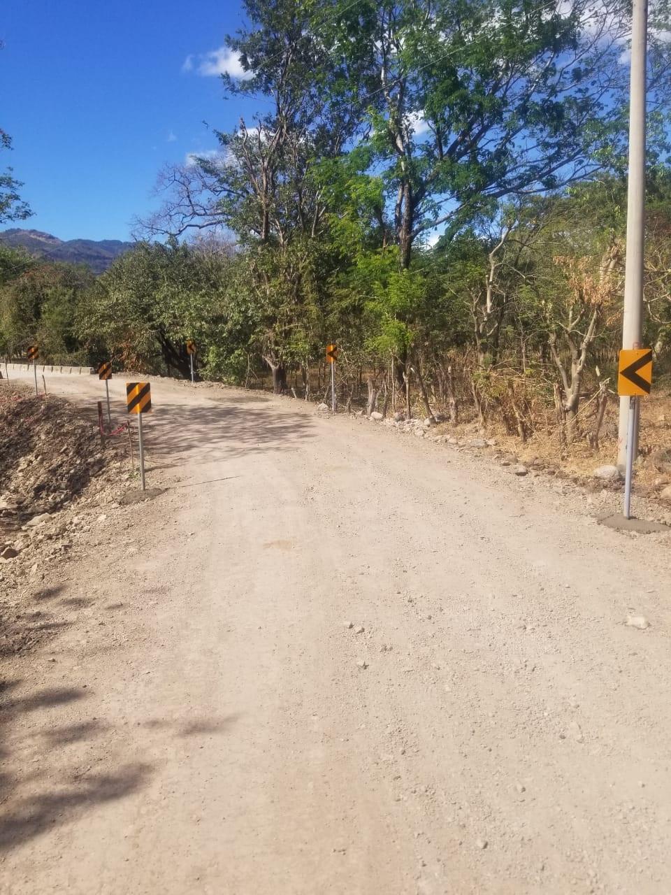 En la comunidad Parcila en San Juan de Limay fueron restaurados doce kilómetros de caminoEn la comunidad Parcila en San Juan de Limay fueron restaurados doce kilómetros de camino