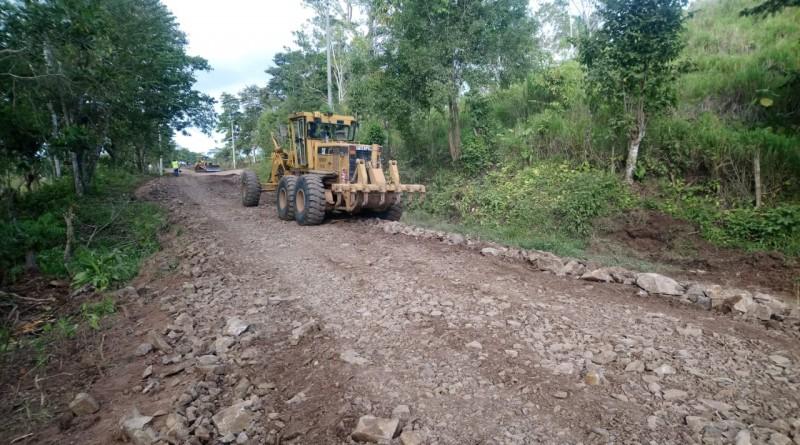 San Carlos :Reparación de camino tramo San Ramón-Los Chiles