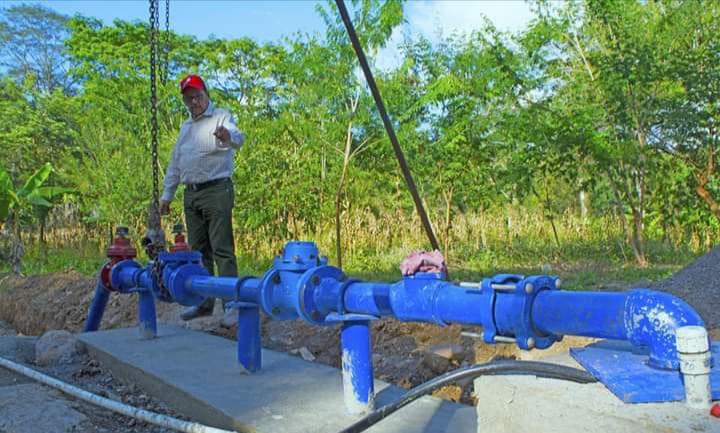 Mejoras en sistema de agua potable en Wiwilí de Nueva Segovia