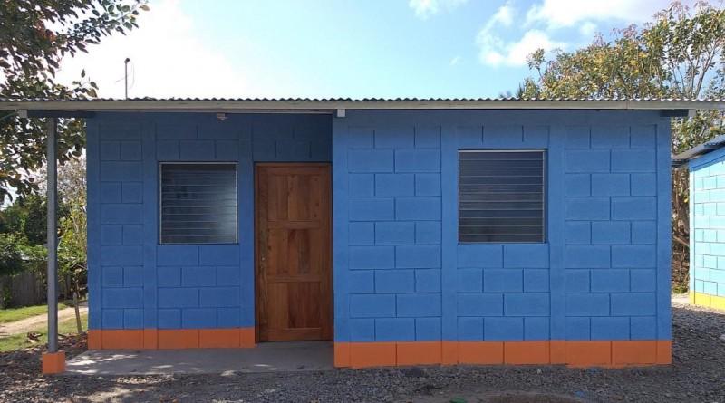 Casa del programa Bismarck Martínez en Matiguás