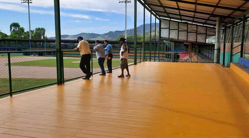Matagalpa:Estadio Chale Solís