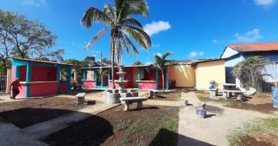 Niquinohomo: Parque  de ferias