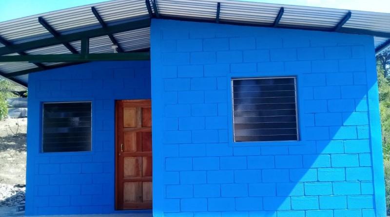 Juigalpa: Se entregarán tres viviendas